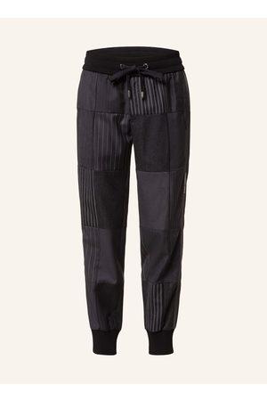Dolce&Gabbana Herren Jogginghosen - Hose Im Jogging-Stil schwarz