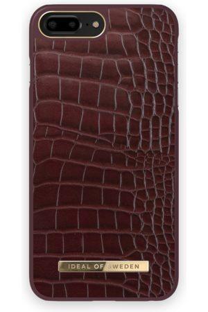 IDEAL OF SWEDEN Handy - Atelier Case iPhone 8 Plus Scarlet Croco