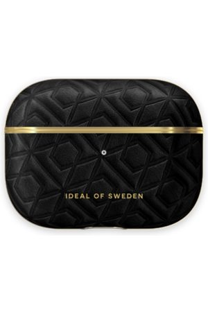 IDEAL OF SWEDEN Handy - Atelier AirPods Case Pro Embossed Black