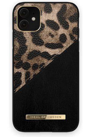 IDEAL OF SWEDEN Handy - Atelier Case iPhone 11 Midnight Leopard