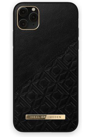 IDEAL OF SWEDEN Handy - Atelier Case iPhone 11 Pro Max Embossed Black