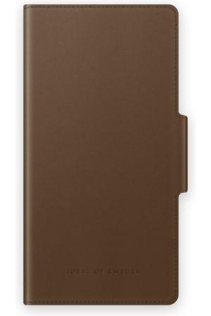 IDEAL OF SWEDEN Atelier Wallet iPhone 8 Intense Brown