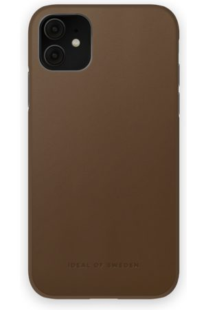 IDEAL OF SWEDEN Handy - Atelier Case iPhone 11 Intense Brown
