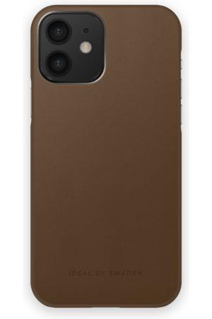 IDEAL OF SWEDEN Handy - Atelier Case iPhone 12 Intense Brown