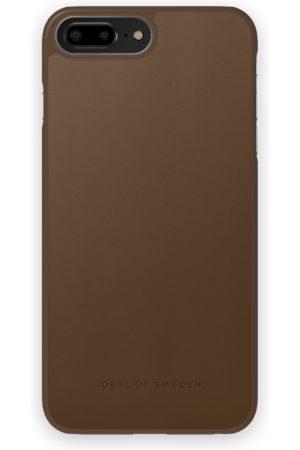IDEAL OF SWEDEN Handy - Atelier Case iPhone 8 Plus Intense Brown