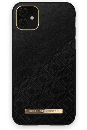 IDEAL OF SWEDEN Handy - Atelier Case iPhone 11 Embossed Black