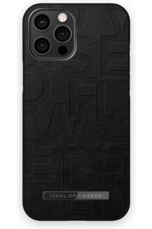 IDEAL OF SWEDEN Handy - Atelier Case iPhone 12 Pro Max IDEAL Black