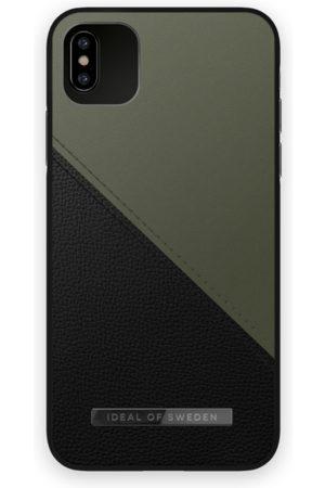 IDEAL OF SWEDEN Handy - Atelier Case iPhone 11 Pro Max Onyx Black Khaki