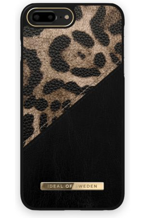 IDEAL OF SWEDEN Handy - Atelier Case iPhone 8 Plus Midnight Leopard