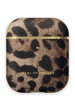 IDEAL OF SWEDEN Handy - Atelier AirPods Case Midnight Leopard