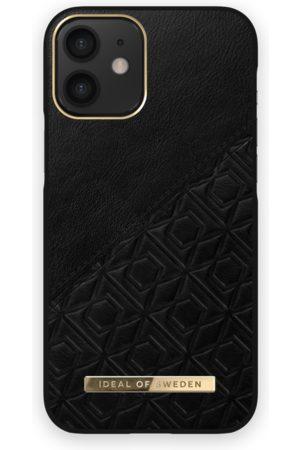 IDEAL OF SWEDEN Handy - Atelier Case iPhone 12 Mini Embossed Black