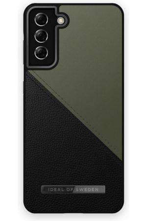 IDEAL OF SWEDEN Handy - Atelier Case Galaxy S21 Plus Onyx Black Khaki