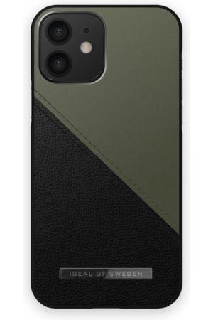 IDEAL OF SWEDEN Handy - Atelier Case iPhone 12 Onyx Black Khaki