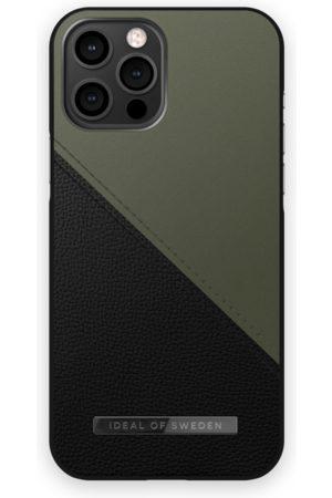 IDEAL OF SWEDEN Handy - Atelier Case iPhone 12 Pro Max Onyx Black Khaki