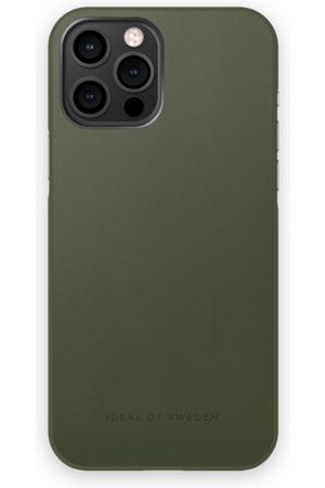 IDEAL OF SWEDEN Handy - Atelier Case iPhone 12 Pro Max Intense Khaki