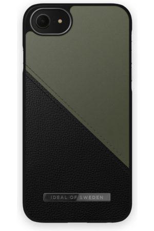 IDEAL OF SWEDEN Handy - Atelier Case iPhone 8 Onyx Black Khaki