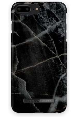 IDEAL OF SWEDEN Handy - Fashion Case iPhone 8 Plus Black Thunder Marble