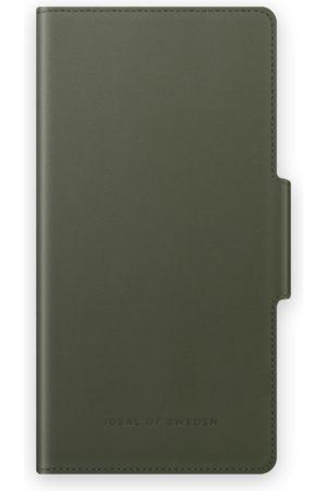 IDEAL OF SWEDEN Handy - Atelier Wallet iPhone 8 Intense Khaki