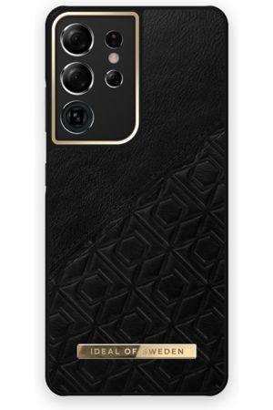 IDEAL OF SWEDEN Handy - Atelier Case Galaxy S21 Ultra Embossed Black