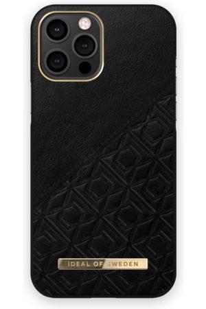 IDEAL OF SWEDEN Handy - Atelier Case iPhone 12 Pro Max Embossed Black