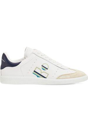 "Isabel Marant 10mm Hohe Ledersneakers ""bryce"""