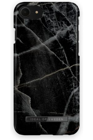 IDEAL OF SWEDEN Handy - Fashion Case iPhone 8 Black Thunder Marble