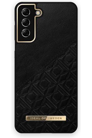 IDEAL OF SWEDEN Handy - Atelier Case Galaxy S21 Plus Embossed Black
