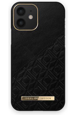 IDEAL OF SWEDEN Handy - Atelier Case iPhone 12 Embossed Black