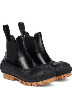 STELLA McCARTNEY Damen Stiefeletten - Chelsea Boots aus Lederimitat