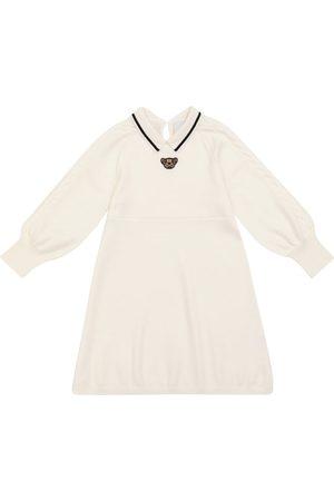 Burberry Kids Kleid aus Wolle