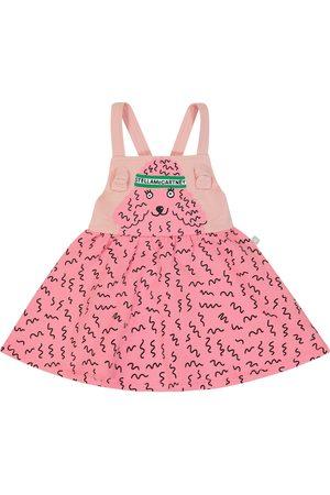 Stella McCartney Baby Bedrucktes Kleid aus Baumwolle