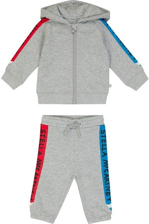 STELLA McCARTNEY Kids Baby Jogginganzug aus Baumwoll-Jersey