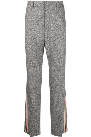 Wales Bonner Side-tripe knitted track pants