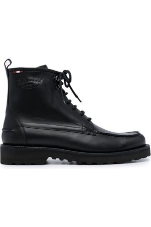 Bally Herren Stiefel - Lace-up ankle boots