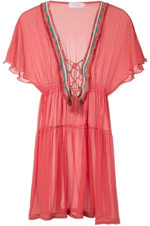 Brigitte Damen Tunikakleider - Silk tunic dress