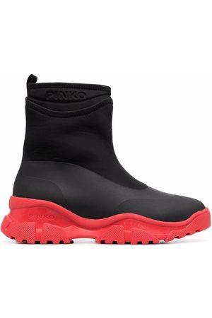 Pinko Damen Stiefeletten - Lug sole ankle boots