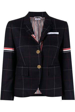 Thom Browne Grosgrain armbands blazer jacket
