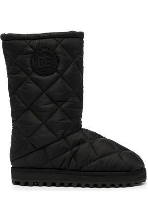 Dolce & Gabbana Herren Snowboots - Quilted snow boots