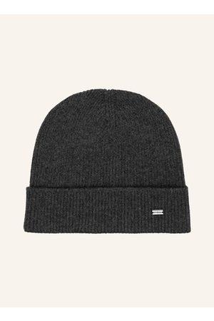Strellson Herren Mützen - Mütze Luka grau