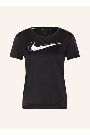 Nike Damen Shirts - Laufshirt Dri-Fit Swoosh Run