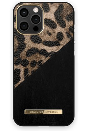 IDEAL OF SWEDEN Atelier Case iPhone 12 Pro Max Midnight Leopard