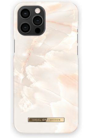 IDEAL OF SWEDEN Handy - Fashion Case iPhone 13 Pro Max Rose Pearl Marble