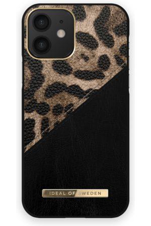 IDEAL OF SWEDEN Handy - Atelier Case iPhone 12 Midnight Leopard