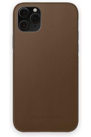 IDEAL OF SWEDEN Handy - Atelier Case iPhone 11 Pro Intense Brown