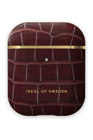 IDEAL OF SWEDEN Handy - Atelier AirPods Case Scarlet Croco