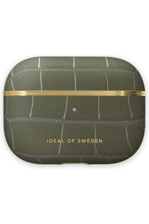 IDEAL OF SWEDEN Handy - Atelier AirPods Case Pro Khaki Croco