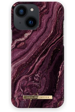 IDEAL OF SWEDEN Handy - Fashion Case iPhone 13 Mini Golden Plum