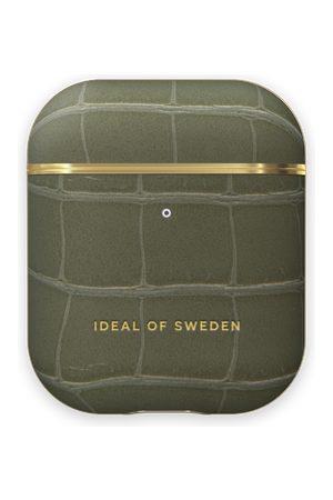 IDEAL OF SWEDEN Atelier AirPods Case Khaki Croco