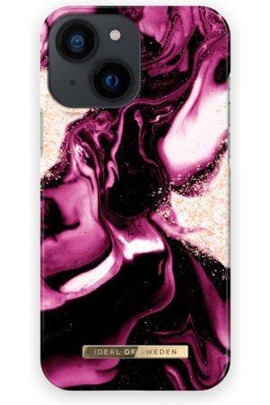 IDEAL OF SWEDEN Handy - Fashion Case iPhone 13 Mini Golden Ruby