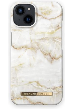 IDEAL OF SWEDEN Handy - Fashion Case iPhone 13 Golden Pearl Marble